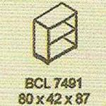 Meja Kantor Modera BCL 7491