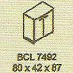 Meja Kantor Modera BCL 7492