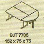 Meja Kantor Modera BJT 7705