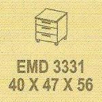 Meja Kantor Modera EMD 3331