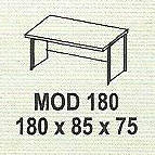Meja Kantor Modera MOD 180