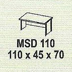 Meja Kantor Modera MSD 110