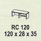 Meja Kantor Modera RC 120