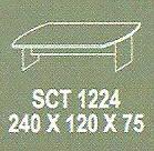 Meja Kantor Modera SCT 1224