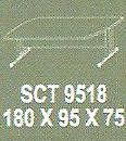 Meja Kantor Modera SCT 9518