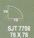 Meja Kantor Modera SJT 7708