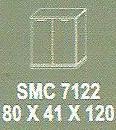 Meja Kantor Modera SMC 7122