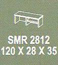 Meja Kantor Modera SMR 2812