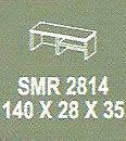 Meja Kantor Modera SMR 2814