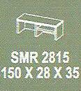Meja Kantor Modera SMR 2815