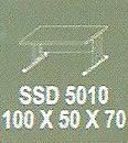 Meja Kantor Modera SSD 5010