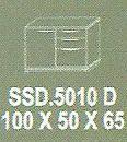 Meja Kantor Modera SSD.5010 D