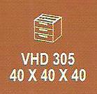 Meja Kantor Modera VHD 305