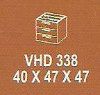 Meja Kantor Modera VHD 338
