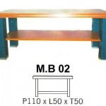 Meja Sofa Sentra Type M.B 02