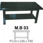 Meja Sofa Sentra Type M.B 03