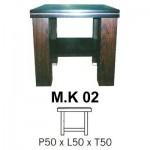 Meja Sofa Sentra Type M.K 02
