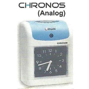 Mesin Absensi (Time Recorder) Origin Chronos (Analog)