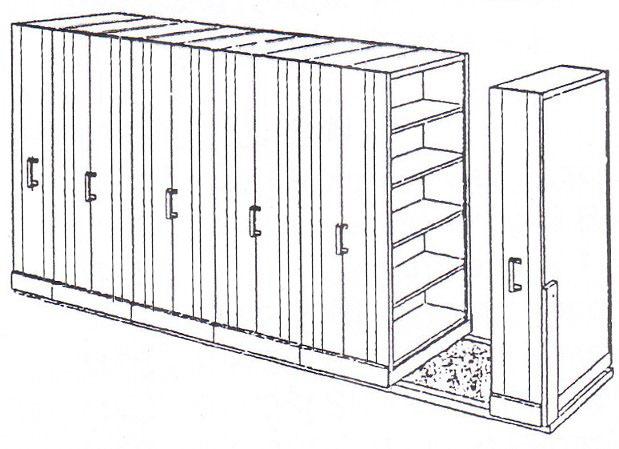 Jual Mobile File Atau Roll O Pack Karawang