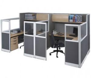 Partisi Kantor Modera Workstation 5-Series 4