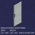 Pintu Panel Uno Classic Series