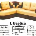 Sofa L Sentra Type L Baetica