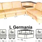 Sofa L Sentra Type L Germania