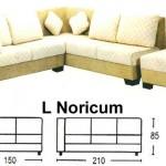 Sofa L Sentra Type L Noricum