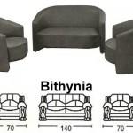 Sofa Minimalis Sentra Type Bithynia