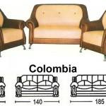 Sofa Minimalis Sentra Type Colombia