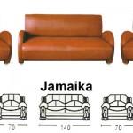 Sofa Minimalis Sentra Type Jamaika