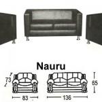 Sofa Minimalis Sentra Type Nauru