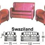 Sofa Minimalis Sentra Type Swaziland