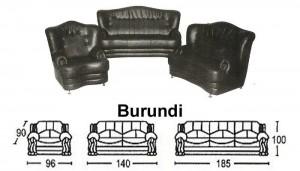 Sofa Tamu Sentra Type Burundi