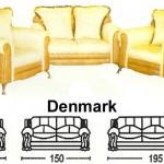 Sofa Tamu Sentra Type Denmark