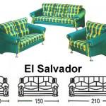 Sofa Tamu Sentra Type El Savador