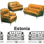 Sofa Tamu Sentra Type Estonia