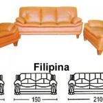 Sofa Tamu Sentra Type Filipina