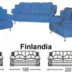 Sofa Tamu Sentra Type Finlandia