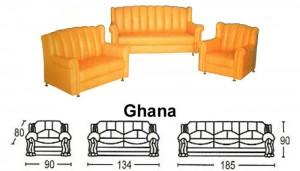 Sofa Tamu Sentra Type Ghana