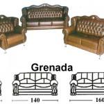 Sofa Tamu Sentra Type Grenada