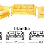 Sofa Tamu Sentra Type Irlandia