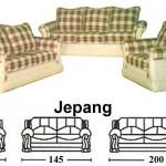 Sofa Tamu Sentra Type Jepang