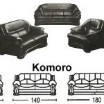 Sofa Tamu Sentra Type Komoro