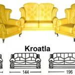 Sofa Tamu Sentra Type Kroatla
