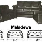 Sofa Tamu Sentra Type Maladewa