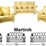 Sofa Tamu Sentra Type Martinik