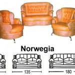 Sofa Tamu Sentra Type Norwegia