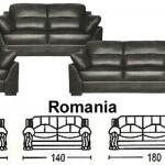 Sofa Tamu Sentra Type Romania