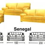 Sofa Tamu Sentra Type Senegal